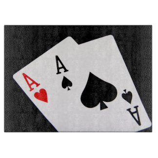 Tablero del corte del vidrio del póker tabla de cortar