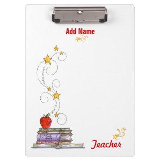 Tablero del educador