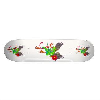 Tablero del Froggy Monopatín Personalizado