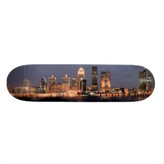 Tablero del horizonte de Az Skate Boards