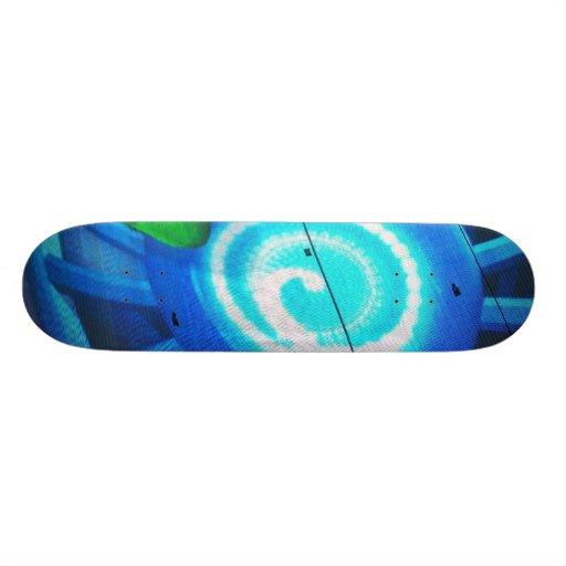 Tablero del orbe tabla de patinar