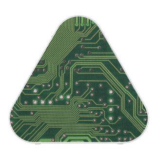 tablero del ordenador altavoz