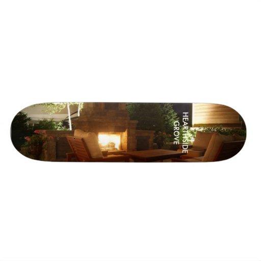 ¡Tablero del patín!  Hogar del hectogramo Skateboard