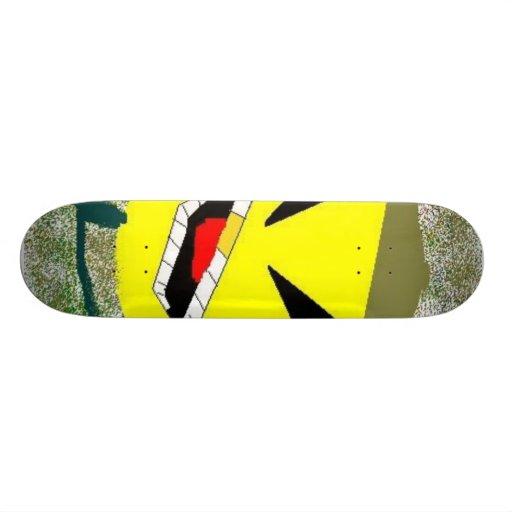 tablero del raddude tabla de skate