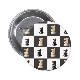 Tablero del rey ajedrez pins