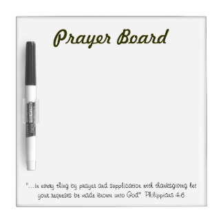 Tablero del rezo: Ideas cristianas de Whiteboard Pizarra Blanca