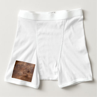 Tablero gastado del pino boxers