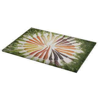 Tablero multicolor del corte del vidrio de las tabla de cortar