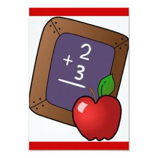 tablero negro del apple_and_slateboard, tiza,