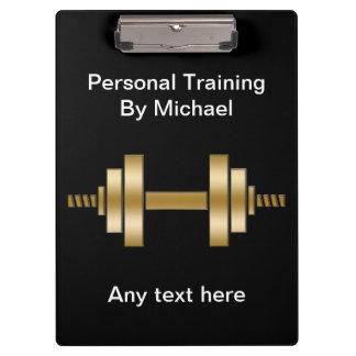 Tablero personal del instructor