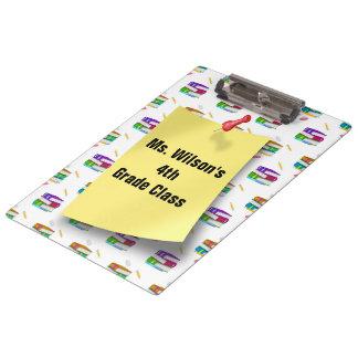 Tablero personalizado del papel del lápiz de los