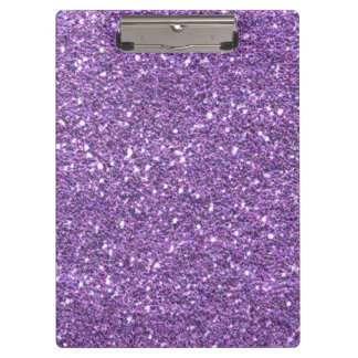 Tablero púrpura del brillo