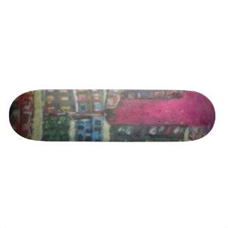 tablero real de la calle patin personalizado