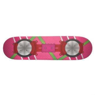 Tablero rosado de la libración (APENAS un Patinetas Personalizadas