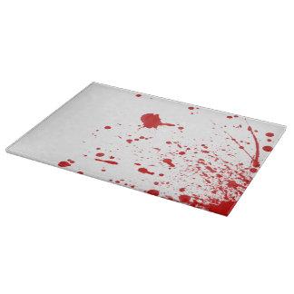 Tablero sangriento del corte del vidrio tablas para cortar