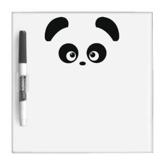 Tablero seco del borrado de Panda® del amor Tableros Blancos