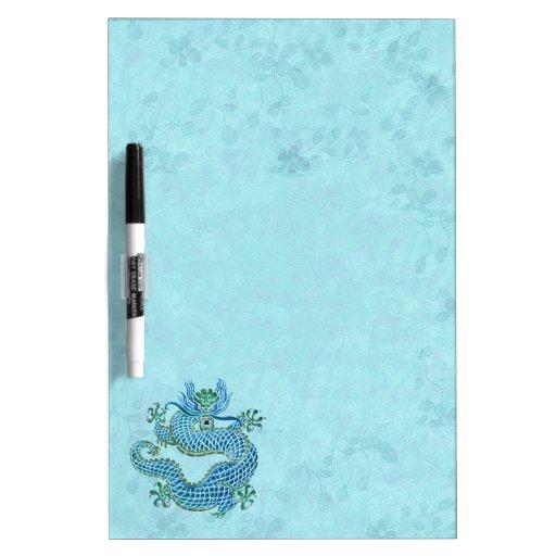 Tablero seco del borrado del ornamento chino del d pizarras blancas de calidad
