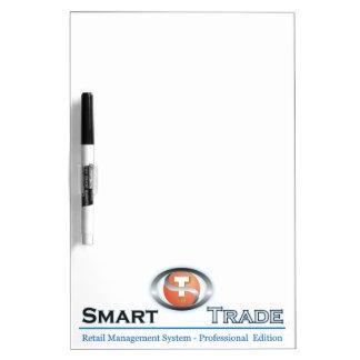 Tablero seco del borrado del Smart-Comercio Pizarra Blanca