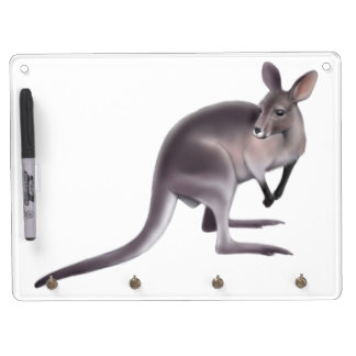Tablero seco del borrado del Wallaby australiano Tableros Blancos