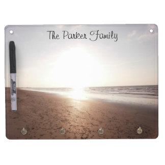 Tablero seco personalizado del borrado - playa pizarras blancas de calidad