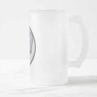 Tablero trasero tazas