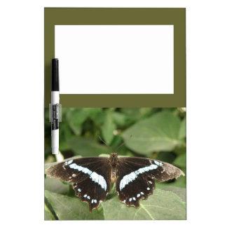 Tablero tropical blanco y negro de la nota de la m pizarras blancas de calidad