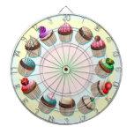Tableros de dardo coloridos del círculo de las mag tabla dardos