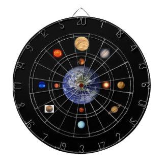 Tableros de dardo universales de las colecciones d tabla dardos