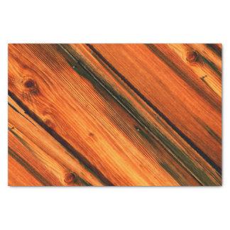 tableros rústicos del pino papel de seda pequeño