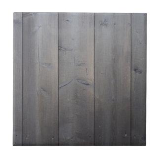 Tableros verticales del pino del fondo oscuro azulejo cuadrado pequeño