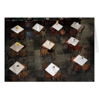Tables at the Public Market Card