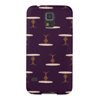tables deep purple galaxy s5 case