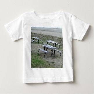 Tables Wasaga Beach Baby T-Shirt