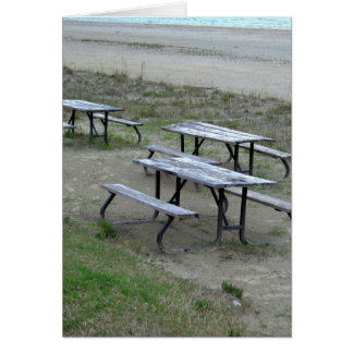 Tables Wasaga Beach Card