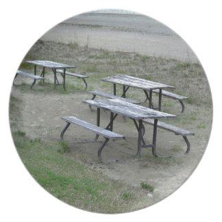 Tables Wasaga Beach Dinner Plate