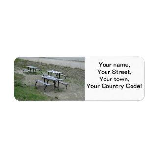 Tables Wasaga Beach Label