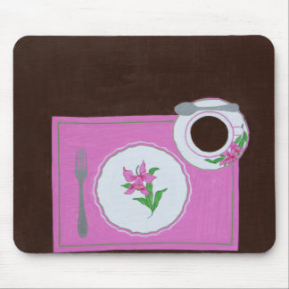 Tablesetting Mouse Pad