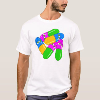 Tablet Capsules T-Shirt