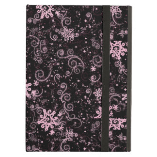 Tablet Case - Sassy, Jazzy, Purple & Pink Cover For iPad Air