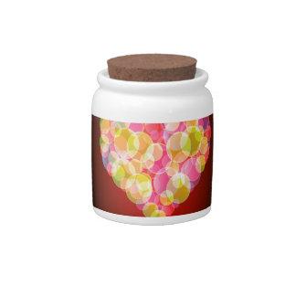 Tablet Computer Candy Jar