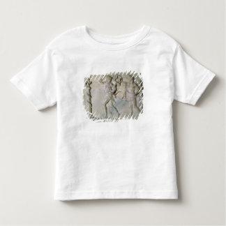 Tablet depicting Hercules Toddler T-shirt