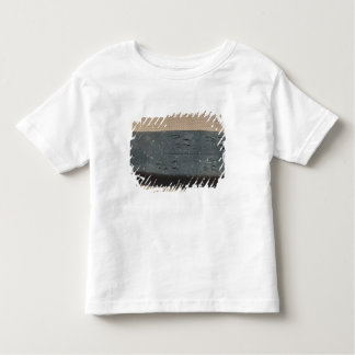 Tablet inscribed in 'Linear B'  sheep Toddler T-shirt