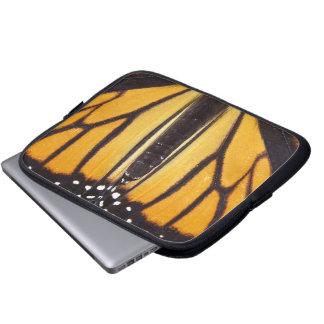 Tablet & Laptop Sleeve - Monarch Butterfly