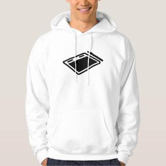 Tablet pen hoodie