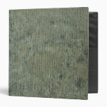 Tablet with cuneiform script 3 ring binders