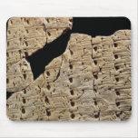 Tablet with cuneiform script, from Uruk Mousepads