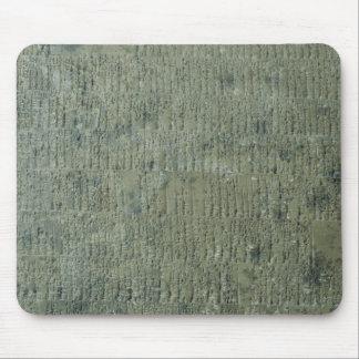 Tablet with cuneiform script mousepads