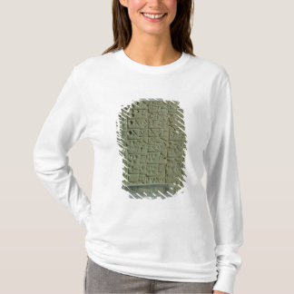 Tablet with cuneiform script T-Shirt