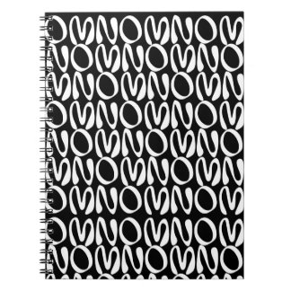 Tableta de OMNOM 2 Libros De Apuntes Con Espiral