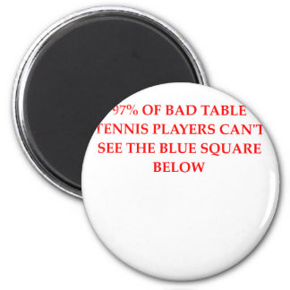 TABLETENNIS.png 2 Inch Round Magnet